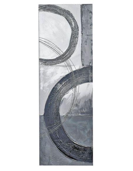 PEINTURE SUR TOILE 30x90cm 415