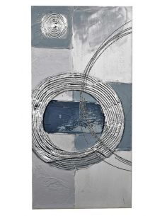 PEINTURE SUR TOILE 30x60cm (2 ASS.) 442